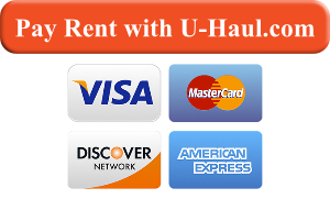 Link to Pay with U-Haul.com