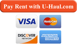 Pay Rent with U-Haul